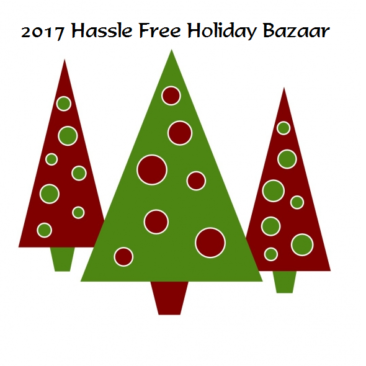 2017 Hassle Free Holiday Bazaar