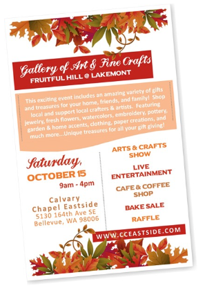 Fruitful Hill Art & Craft Fair